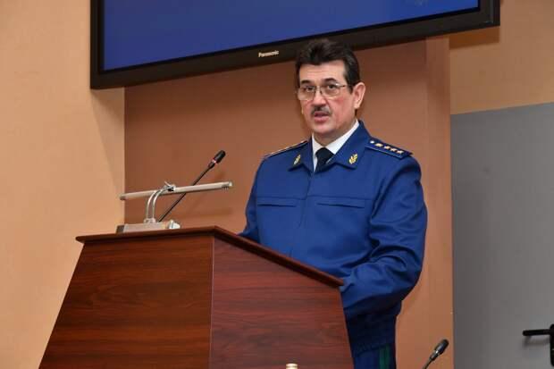 Заместитель генпрокурора России приедет в Удмуртию