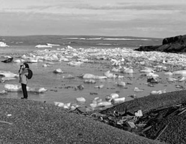 Земля Санникова? Российские гидрографы обнаружили ранее неизвестный остров в районе Новой Земли