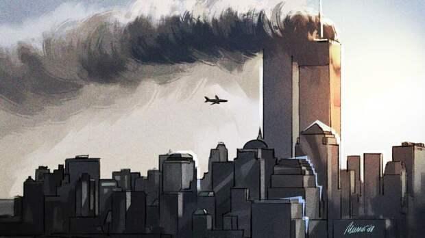 Андрей Красов: Трагедия 11 сентября развязала руки военной машине США