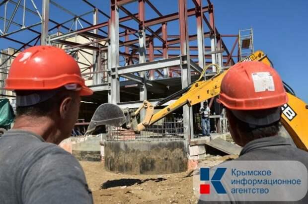 В Крыму будут проводить прямые включения со стройплощадок инфраструктурных проектов