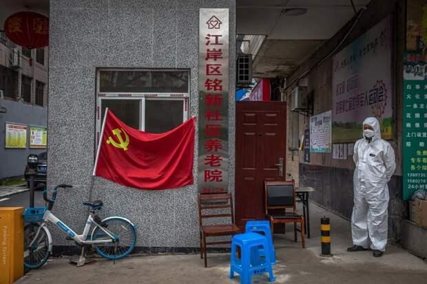 7 фото из китайского города Ухань, где спустя 2 месяца сняли карантин