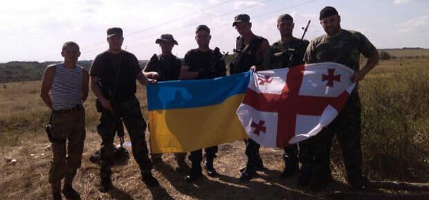 Украина и Грузия создают спецподразделения для организации терактов в Крыму