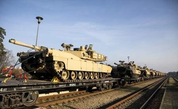 Зачем Польше понадобились 250 танков «Абрамс»