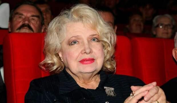 «Все время больницы и санатории»: во МХАТе им. Горького сообщили о недуге 86-летней Дорониной