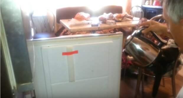 Как самому отреставрировать уплотнительные резинки для холодильника