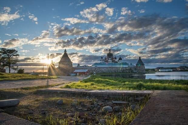 Соловки - место силы, которое предки считали царством мертвых