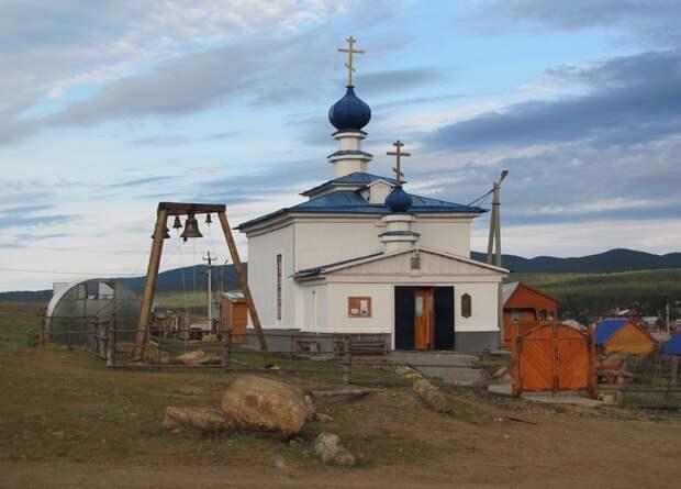 Байкал: по Ольхону — на велосипеде с фотоаппаратом