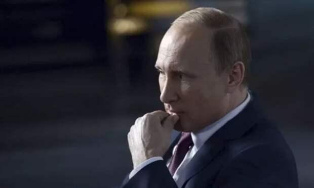 Все обсуждают Афганистан. Путин держит паузу. Предположение