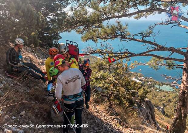 В горах, на море и на суше: команда спасателей из Департамента ГОЧСиПБ победила в соревнованиях по многоборью