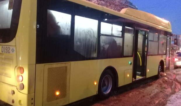ПоОренбургу ездят автобусы-призраки