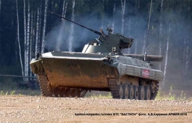 От базы до «Басурманина». Проблемы модернизации БМП-1
