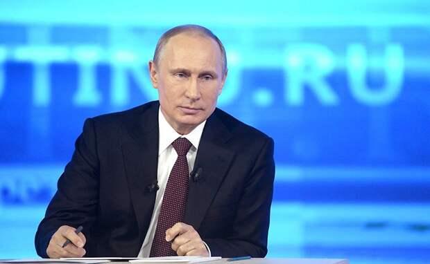 """600 тысяч россиян хотят знать, что им ответит Путин на """"Прямой Линии"""""""