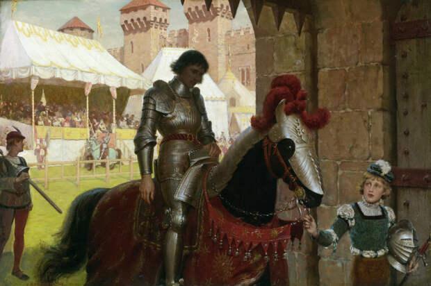 Вернисаж исторической живописи *Воины былых сражений...* (ч.1)