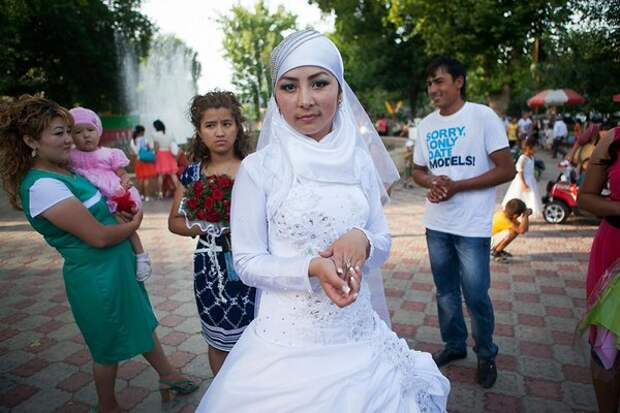 Как крадут невест в Киргизии - жестокие законы Востока.