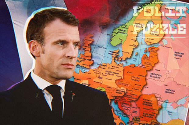 Даже не рыпнется: Макрон не сможет повторить поступок де Голля