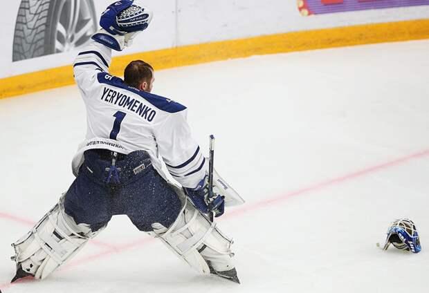 Московское «Динамо» предложило Еременко пост тренера вратарей после завершения игровой карьеры