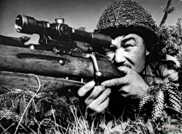 Поединок снайперов