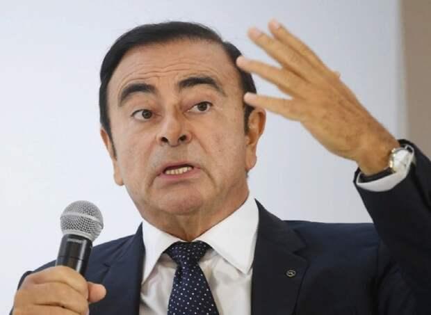 Экс-глава Nissan назвал свой отъезд в Ливан бегством от политического преследования