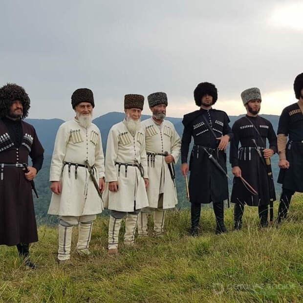 В Адыгее идут съемки фильма по роману Исхака машбаша