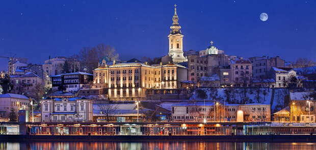 Белград может стать переговорной площадкой между Россией и Западом
