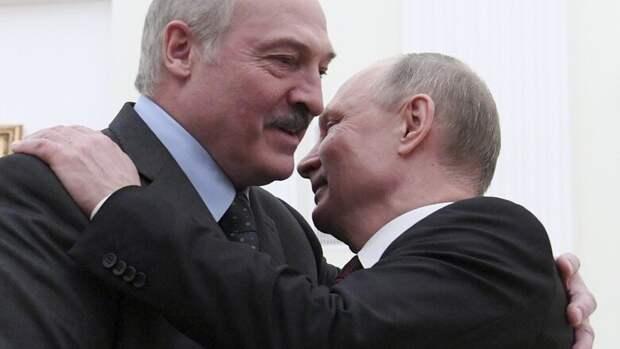 Путин подарит Лукашенко месторождение нефти в России