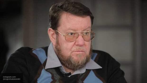 Сатановский назвал «аттракционном неслыханной глупости» новые санкции Украины против России