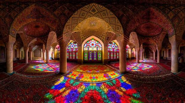 Чудеса исламской архитектуры