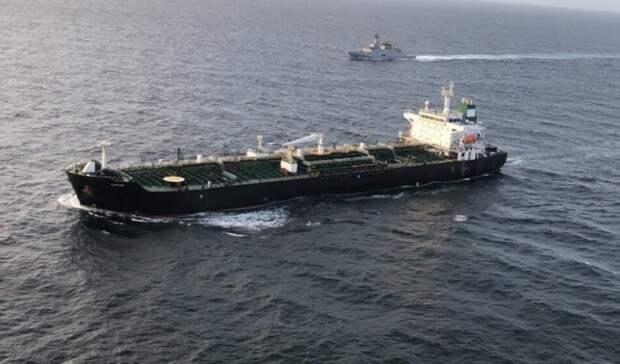 США конфисковали иранское горючее, предназначавшееся для Венесуэлы