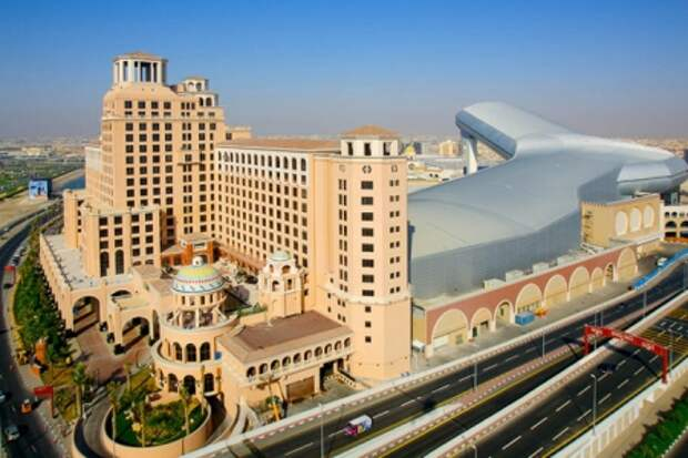 10 удивительных мест в Дубае