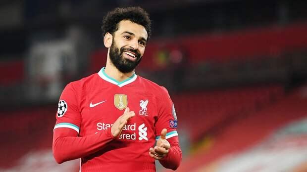 Салах вышел на 3-е место среди лучших африканских бомбардиров в истории Лиги чемпионов