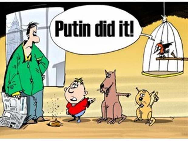 Прекрасный новый мир после Covid-19: Россию все равно оставят в изгоях