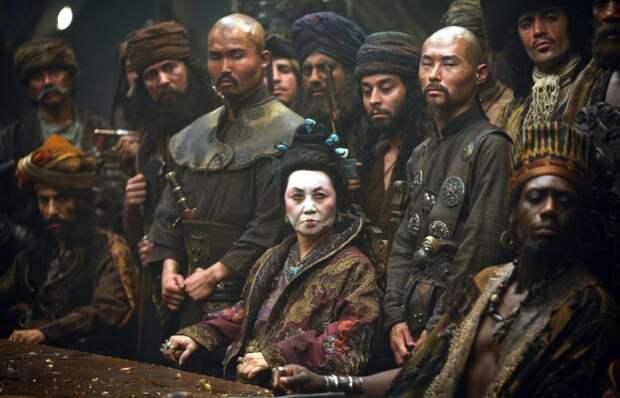 Чжэн «Мадам Цзинь» Ши