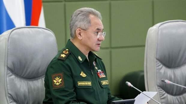 Министр обороны Шойгу предложил в 2022 году провести партийную конференцию «Единой России»