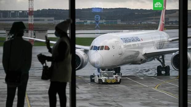 В России создан оперштаб для вывоза туристов из Турции