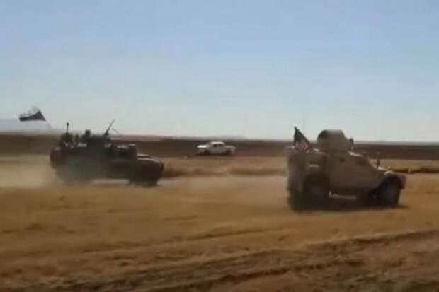 Пентагон: «Мы предупредили русских после инцидента в Сирии»