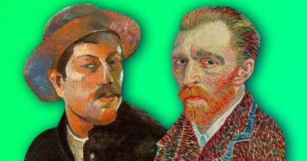 4 забавных факта о том, как Ван Гог и Гоген ходили в бордель