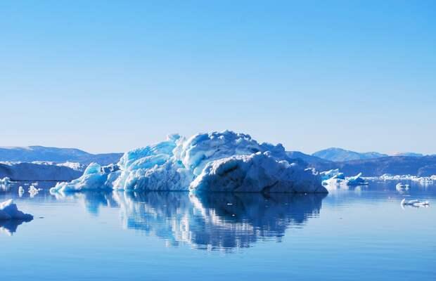 Пробы льда с секретной военной базы США подтвердили риск глобального потепления