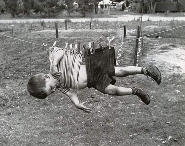 20 забавных моментов беззаботного детства!