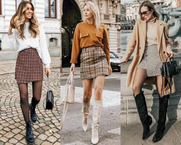 Клетка – модный принт весны 2021: выбираем самую трендовую одежду в клетку и учимся правильно ее носить