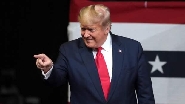 Первое выступление Трампа в роли экс-президента США состоится 28 февраля