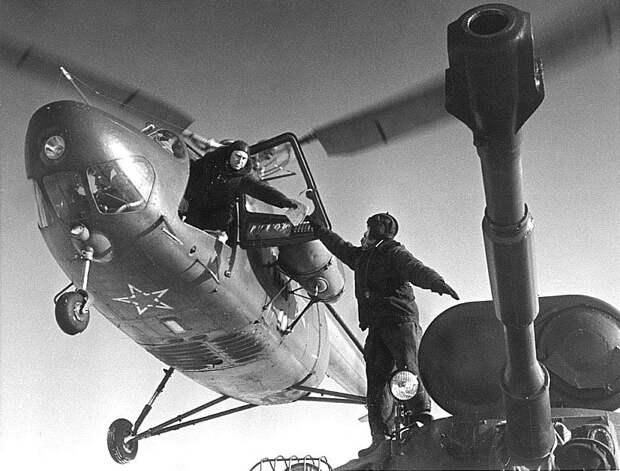 Доставка документов на Ми-1