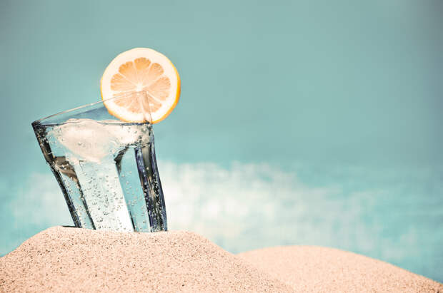 Самые полезные напитки в летний зной!
