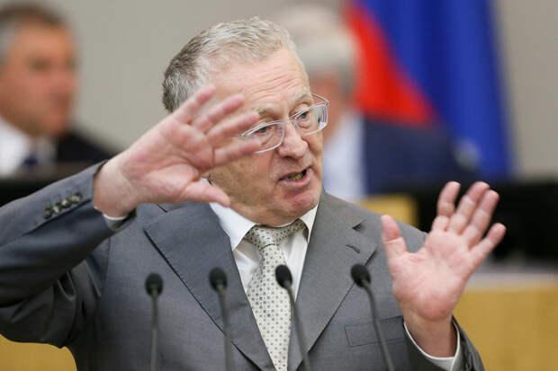Жириновский предложил переименовать «носящий имя русофоба» город