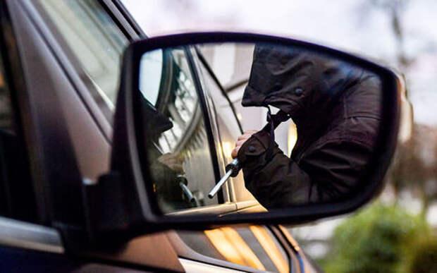 У банкира угнали автомобиль. Но он вряд ли расстроился