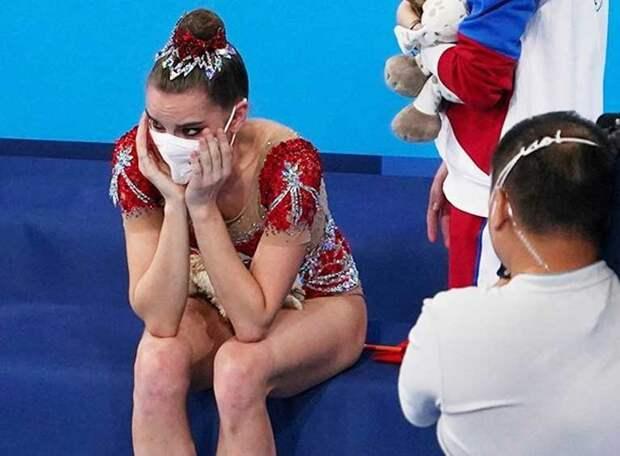 Украденные победы. Впервые с 1996 года сборная России осталась без олимпийского «золота» в художественной гимнастике