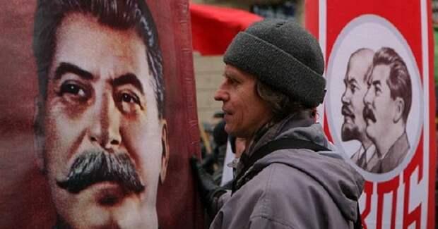 Сталин в Одессе «построил» местных националистов
