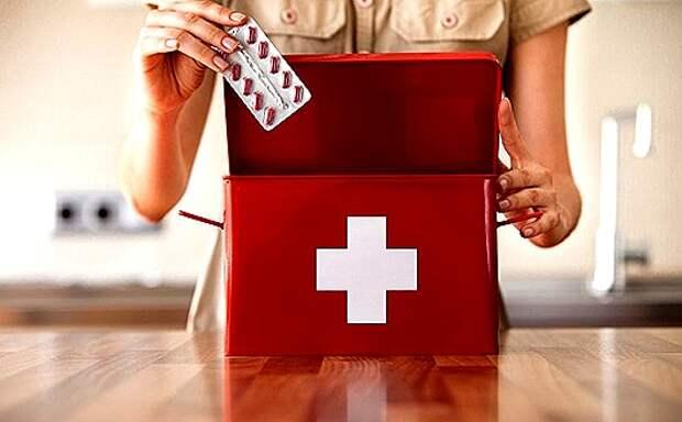 Неожиданные побочные эффекты от приема популярных лекарств