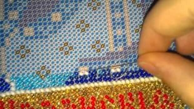 ВЫШИВАЙКА. Учимся правильно вышивать бисером
