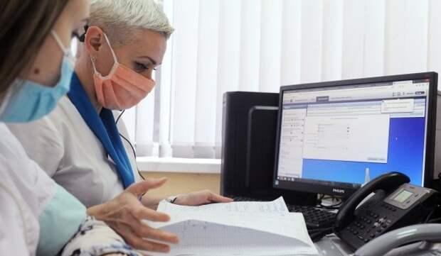 Собянин: Пандемия ускорила развитие цифровизации столичной отрасли здравоохранения