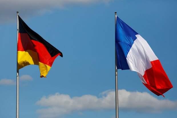 На Украине подозревают Францию и Германию в закулисных сделках с Россией